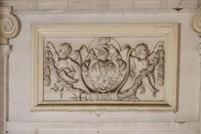 Hof Ter Linden muurdecoratie