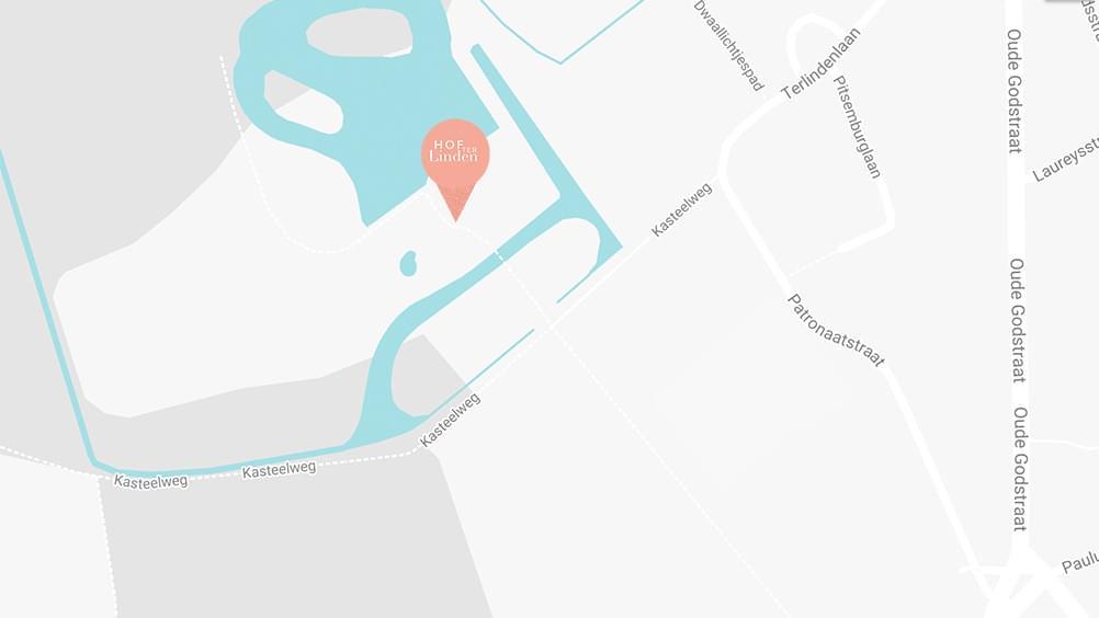 Hof Ter Linden map